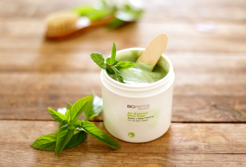 All-round Mint Peel